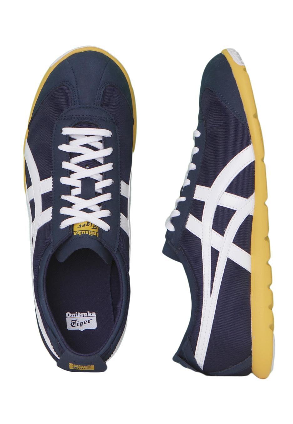 buy popular 38773 17296 Onitsuka Tiger - Rio Runner Navy White - Shoes