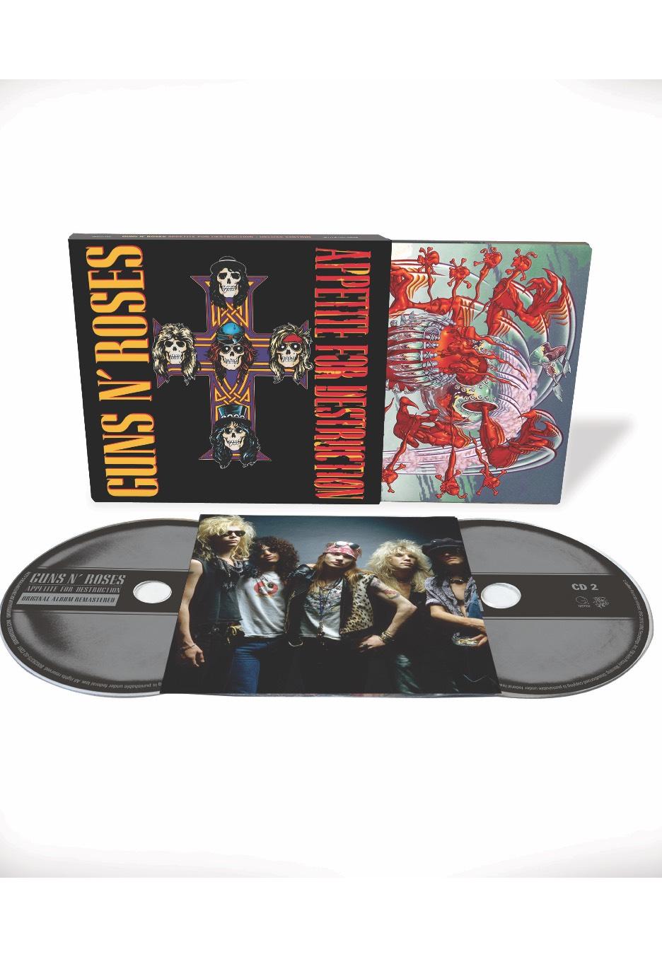 Guns N´ Roses - Appetite For Destruction (Remas...