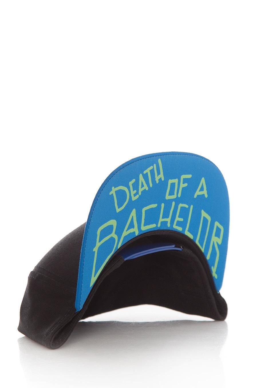 Panic! At The Disco - Death Of A Bachelor Black Blue - Cap ... 2a2c5bbd8d2