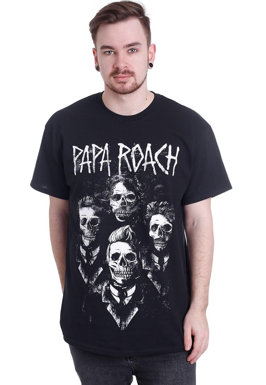Papa Roach-portrait-T-Shirt