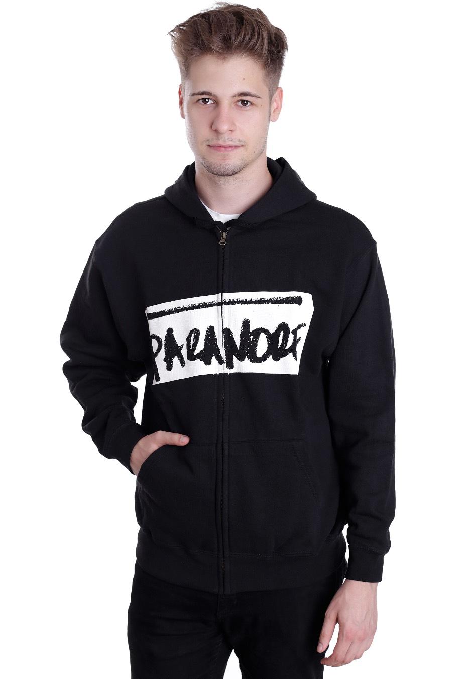 Paramore - Scribble - Zipper - Official Rock Merchandise ... Paramore Nederland