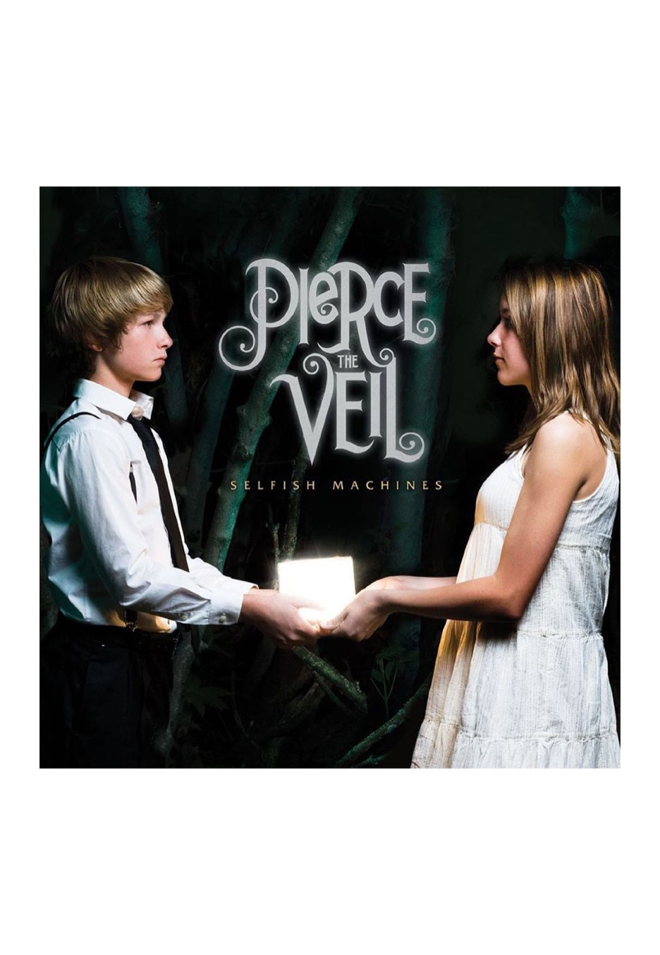 pierce the veil selfish machines cd cds vinyl and