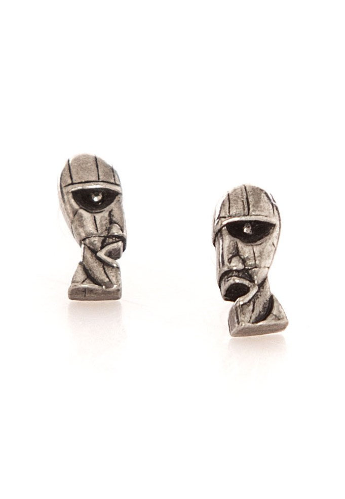 Pink Floyd Division Bell Earring