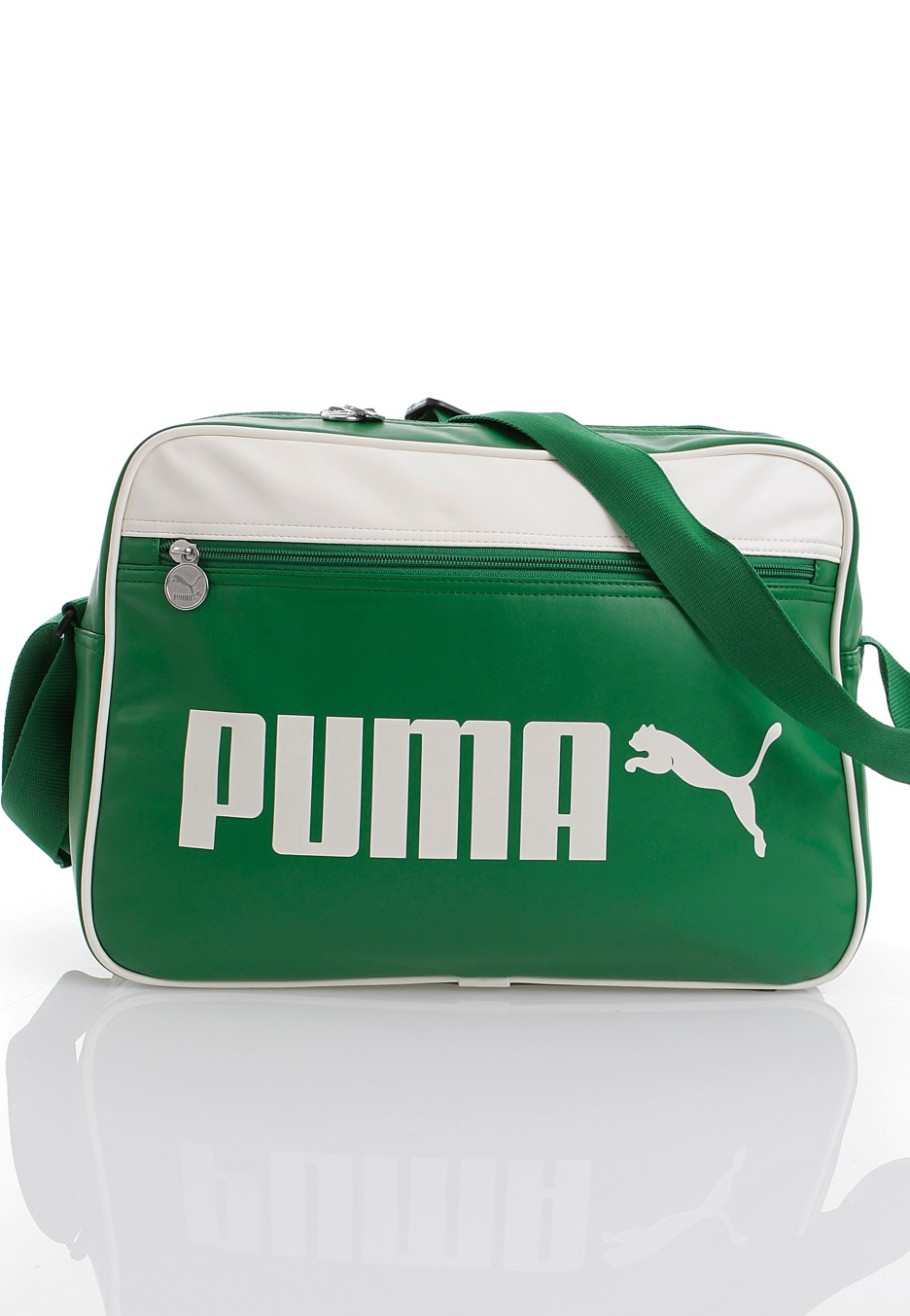Puma - Campus Reporter Amazon Whisper White - Bag - Streetwear Shop -  Impericon.com Worldwide 0d28e39146c6b
