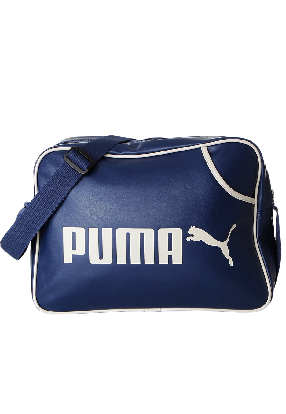 Puma - Campus Reporter Medieval Blue Birch - Bag - Streetwear Shop -  Impericon.com Worldwide 3b41da2c2d52e