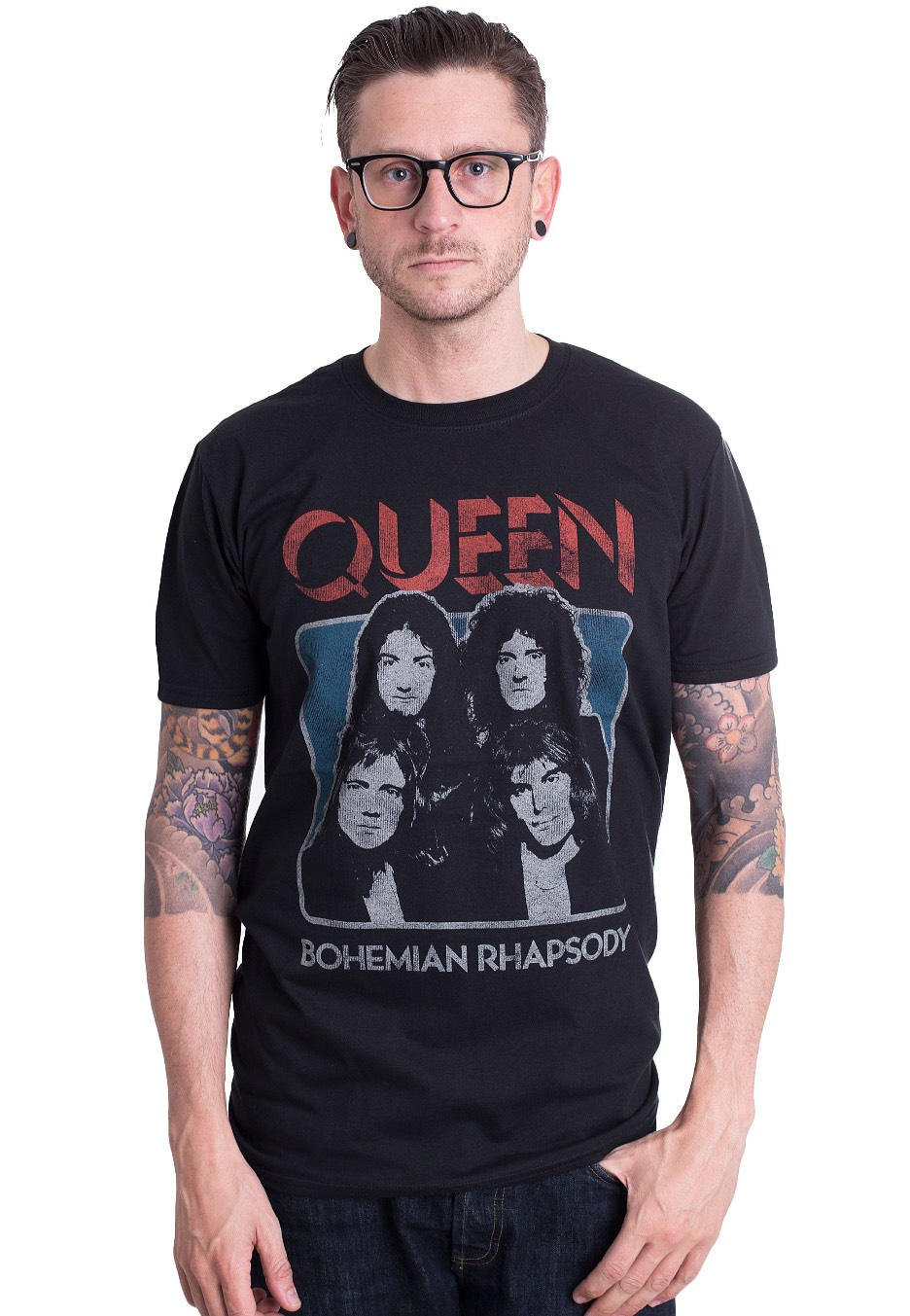 Queen - Bohemian Rhapsody - T-Shirt
