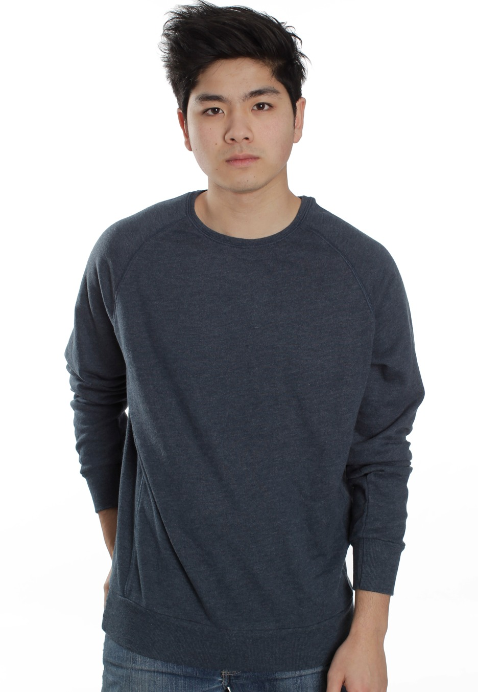 Quiksilver - Misfit Midnight Blue - Sweater - Impericon.com Worldwide
