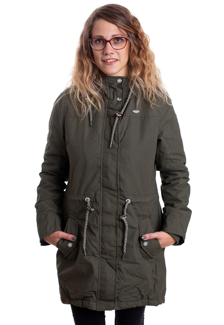 Jacken - Ragwear Elba Coat B Olive Jacken  - Onlineshop IMPERICON