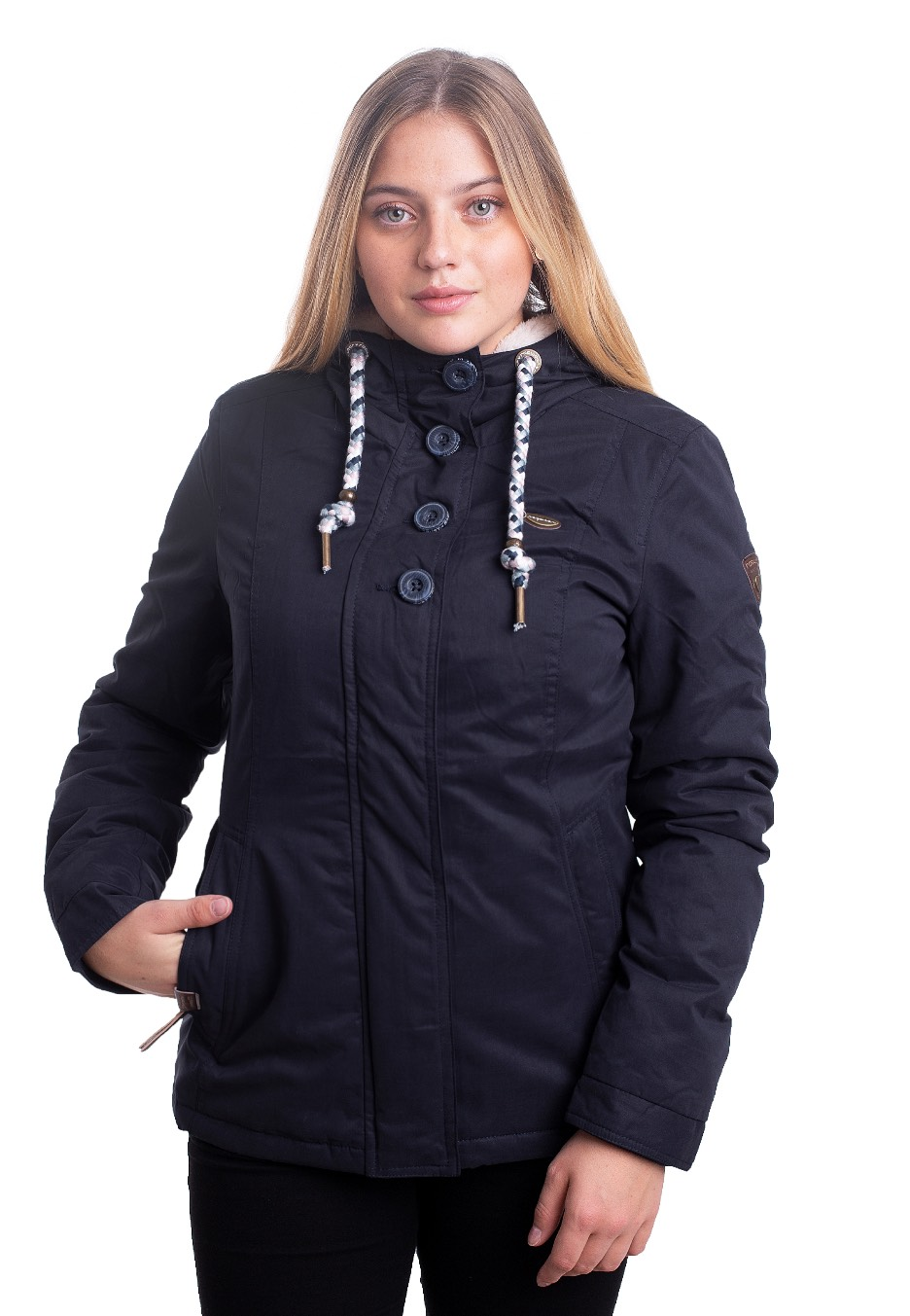 Jacken - Ragwear Lynx Navy Jacken  - Onlineshop IMPERICON