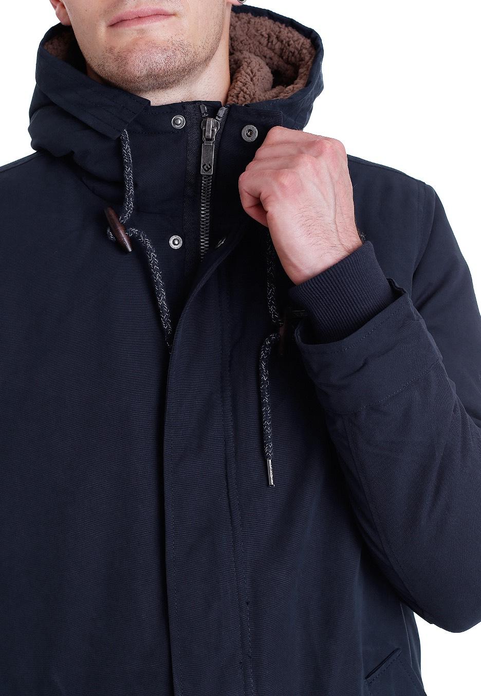 ragwear mr smith navy giacca negozio di streetwear it. Black Bedroom Furniture Sets. Home Design Ideas
