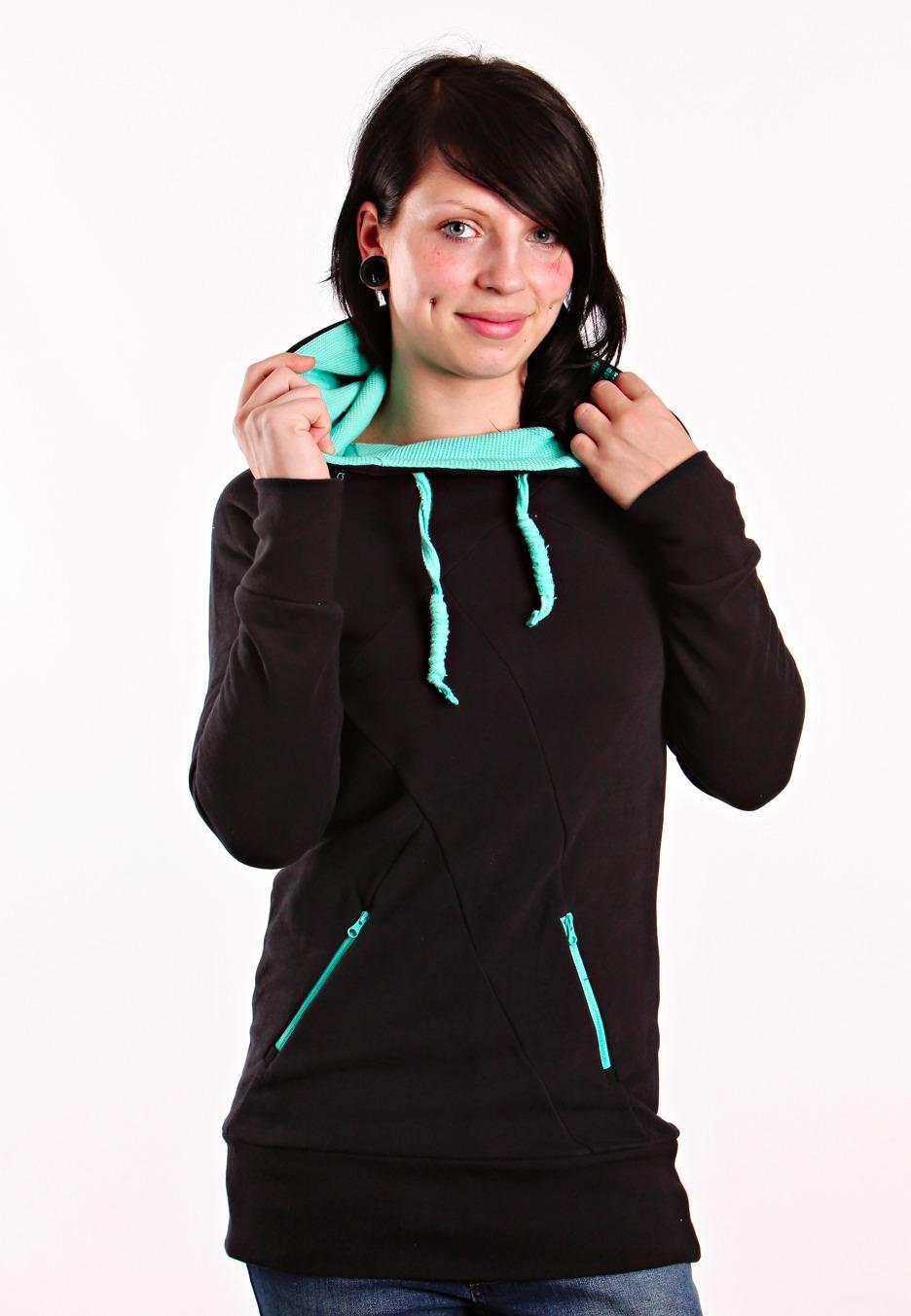 9fe7efe638f7a9 Ragwear - Snatch Black Magic - Girl Hoodie - Streetwear Shop -  Impericon.com AU
