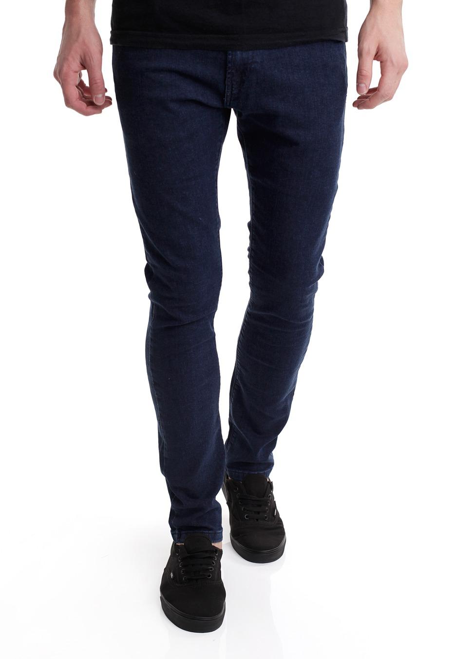 Bershka slim fit cropped jeans in mid blue with shoe lace belt. $ Bershka slim fit cropped jeans in black with shoe lace belt. $ G-Star deconstructed overdye slim jeans oxide ocre. $ ASOS DESIGN 'Stefan' skinny jeans in black vinyl with zip hem. $