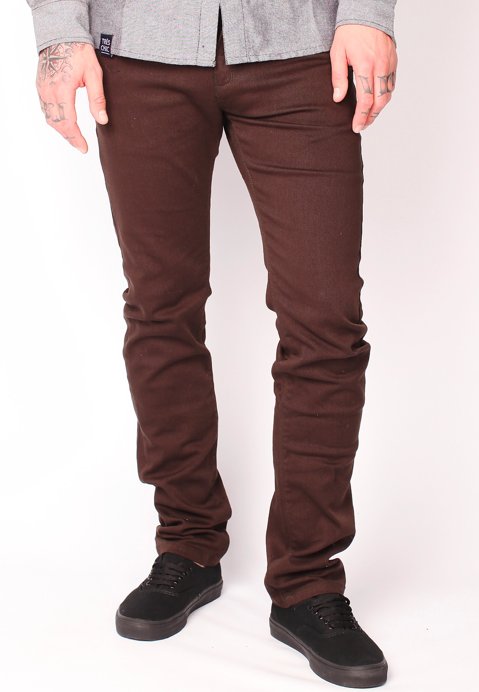 REELL - Skin Brown - Jeans - Impericon.com Worldwide