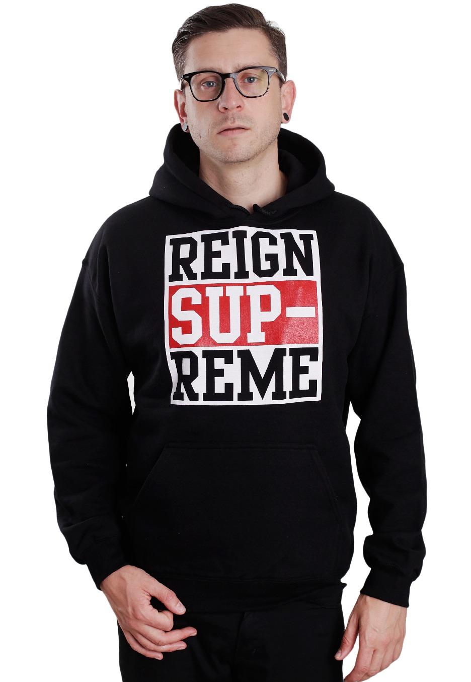 3cd794e5a673 Reign Supreme - Sticker - Hoodie - Impericon.com UK