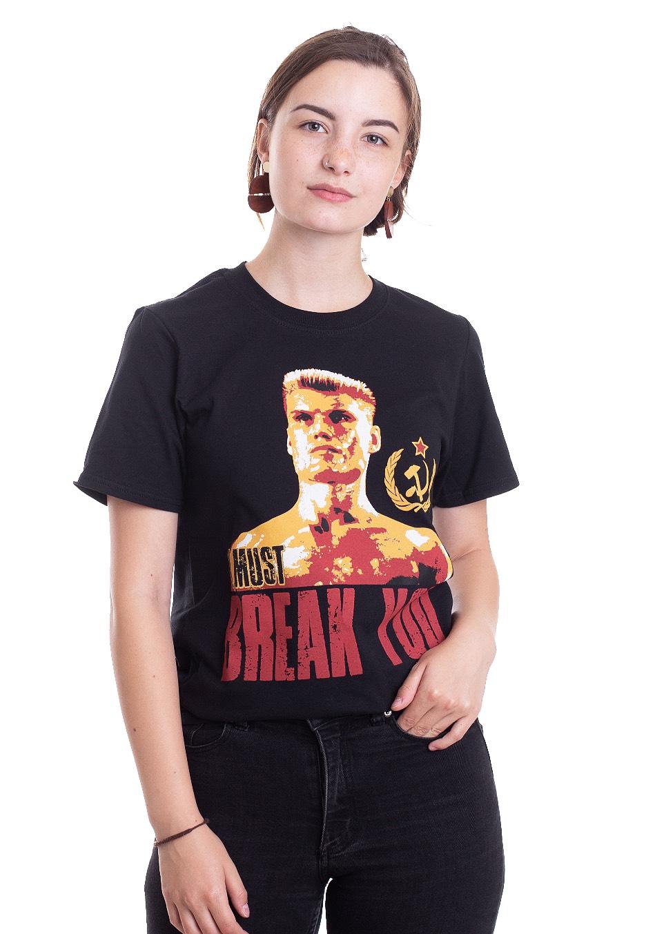 Rocky - I Must Break You - T-Shirt