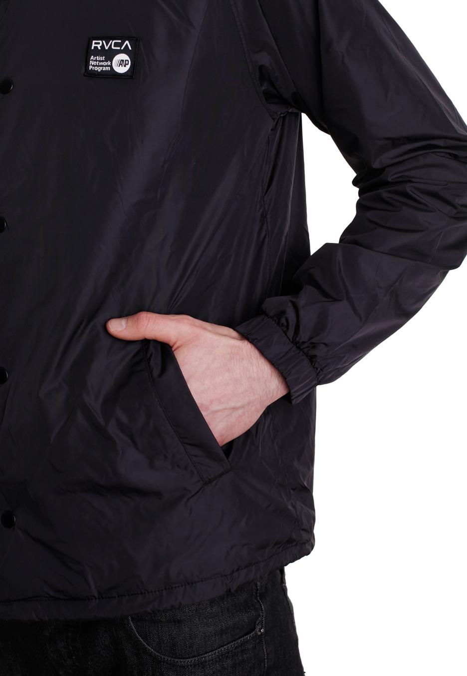 Boutique Coaches Streetwear Veste Rvca Fr Anp qzaOYfxA