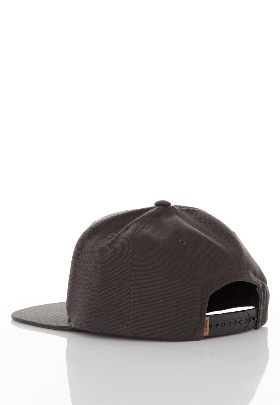 RVCA - Delux Pavement Snapback - Cap - Streetwear Shop - Impericon ... 32e935cfc5c