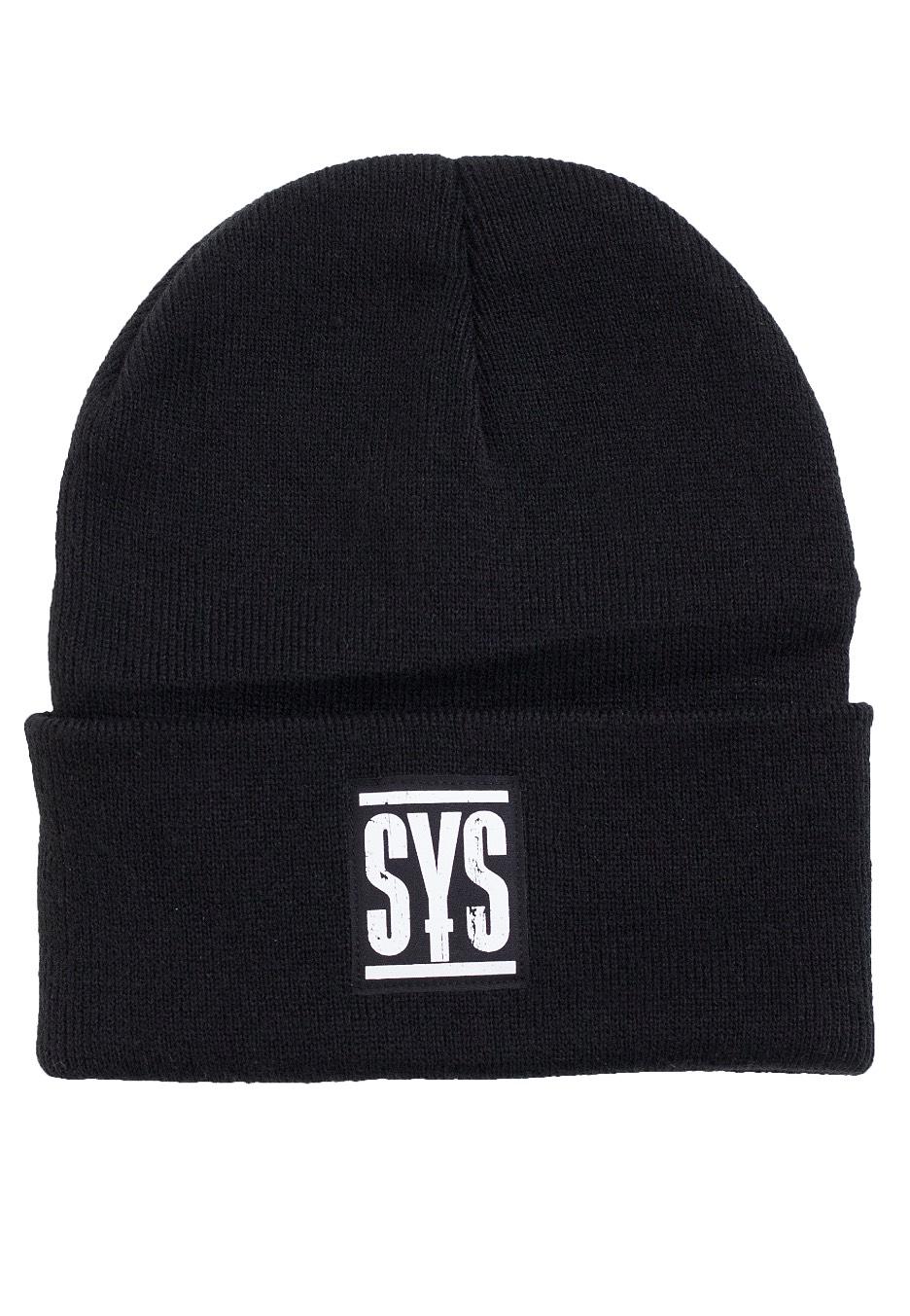 SETYOURSAILS - SYS Logo - Beanies