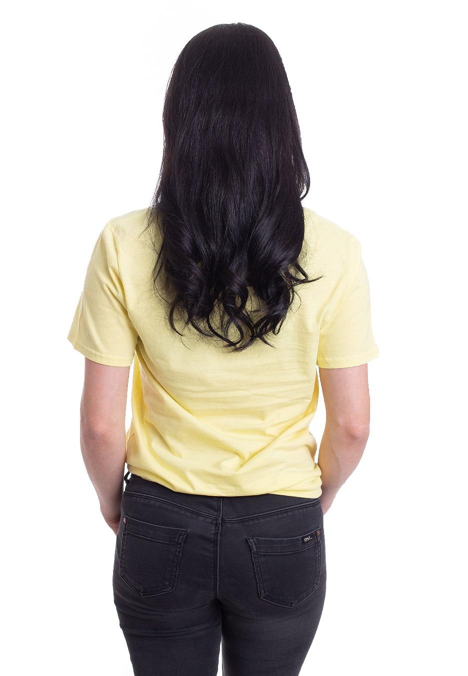 Sex Pistols Men/'s  NMTB Original Album Slim Fit T-shirt Yellow