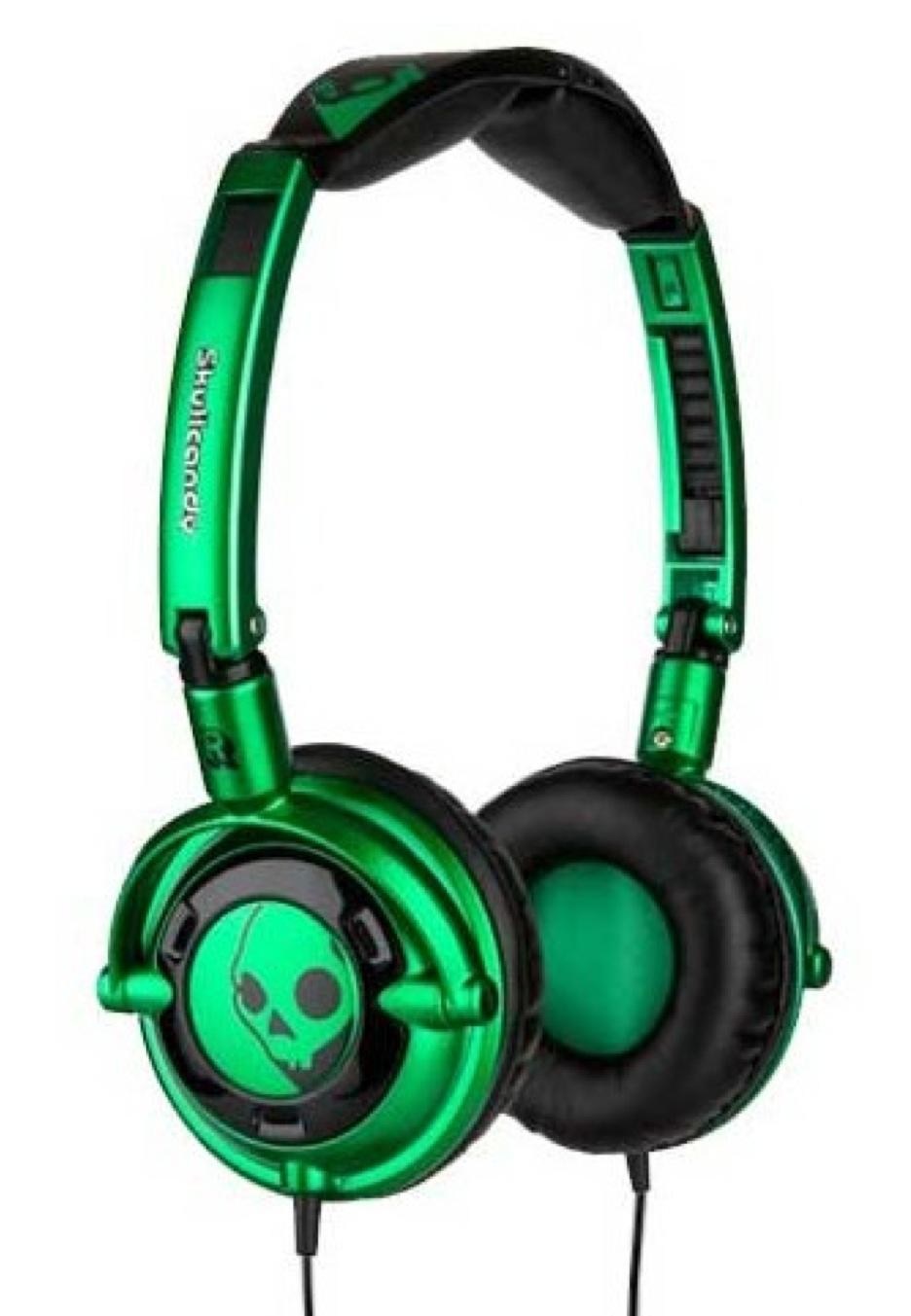 Skullcandy Headphones Green www pixshark com Images Galleries With A Bite!