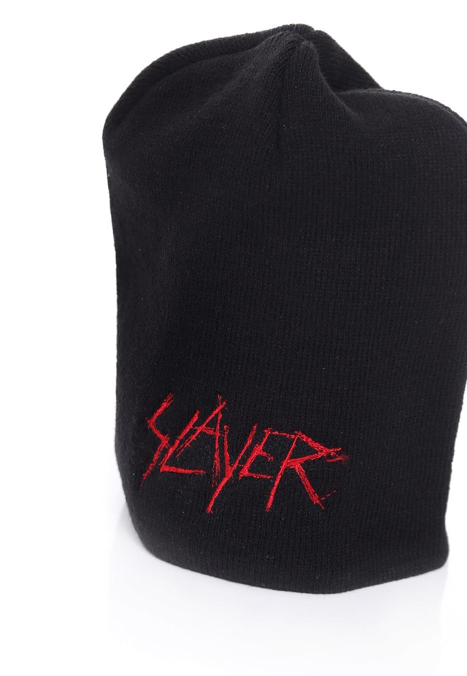 f08e8214194a0 Slayer - Logo - Beanie - Oficjalny Sklep Metal Merchandise ...