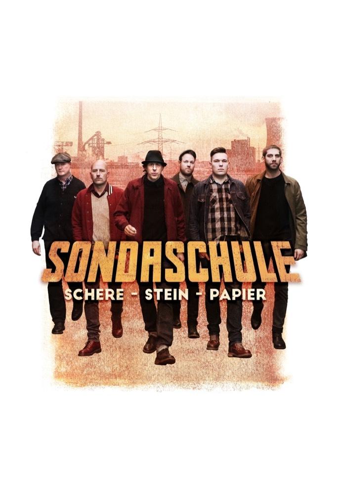Sondaschule - Schere, Stein, Papier - CD