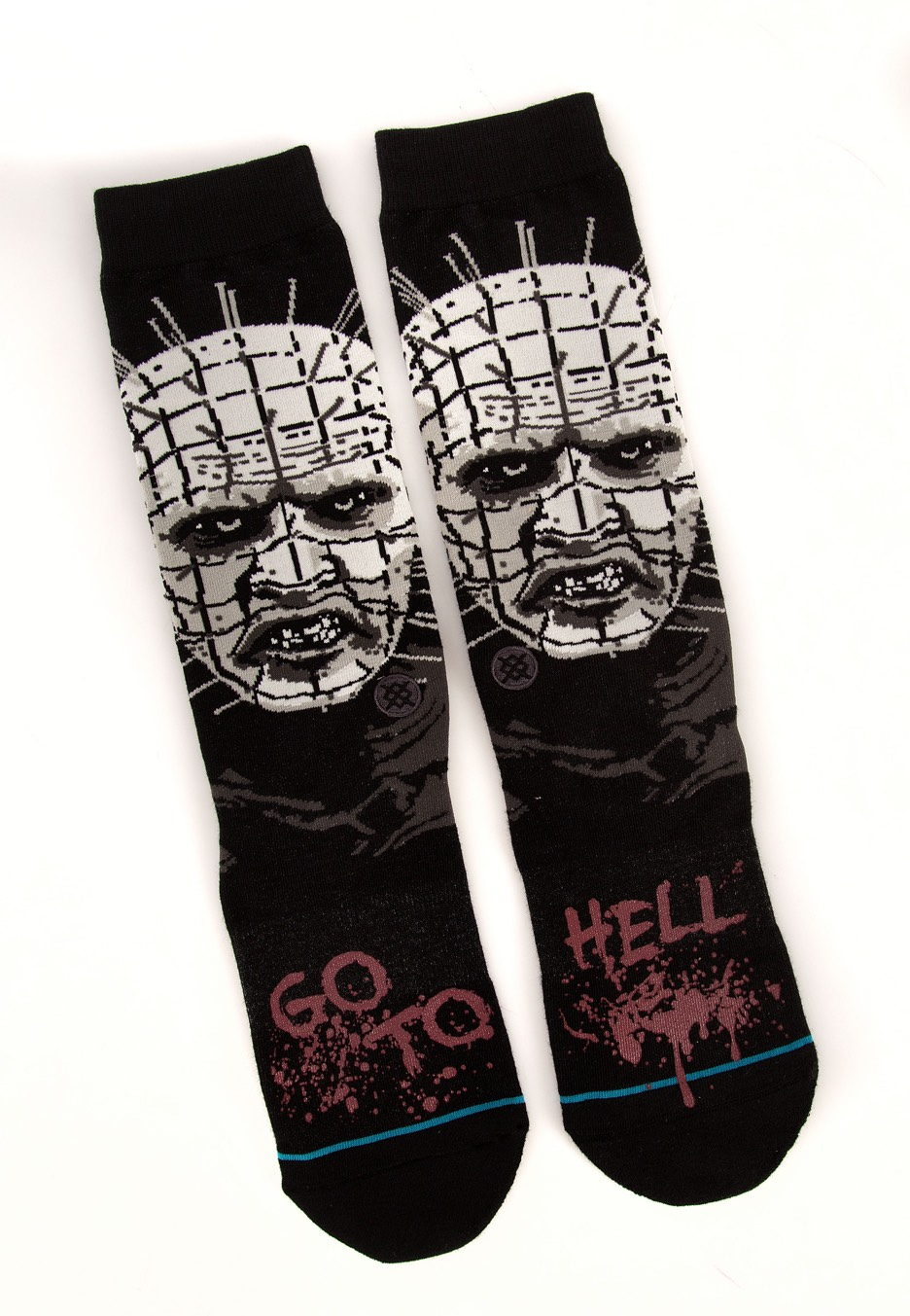 Black Hellraiser Shoes