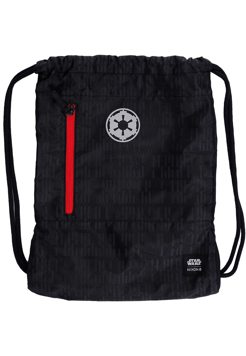 f06520251b6 Nixon x Star Wars - Everyday SW Vader Black Drawstring - Backpack -  Impericon.com UK