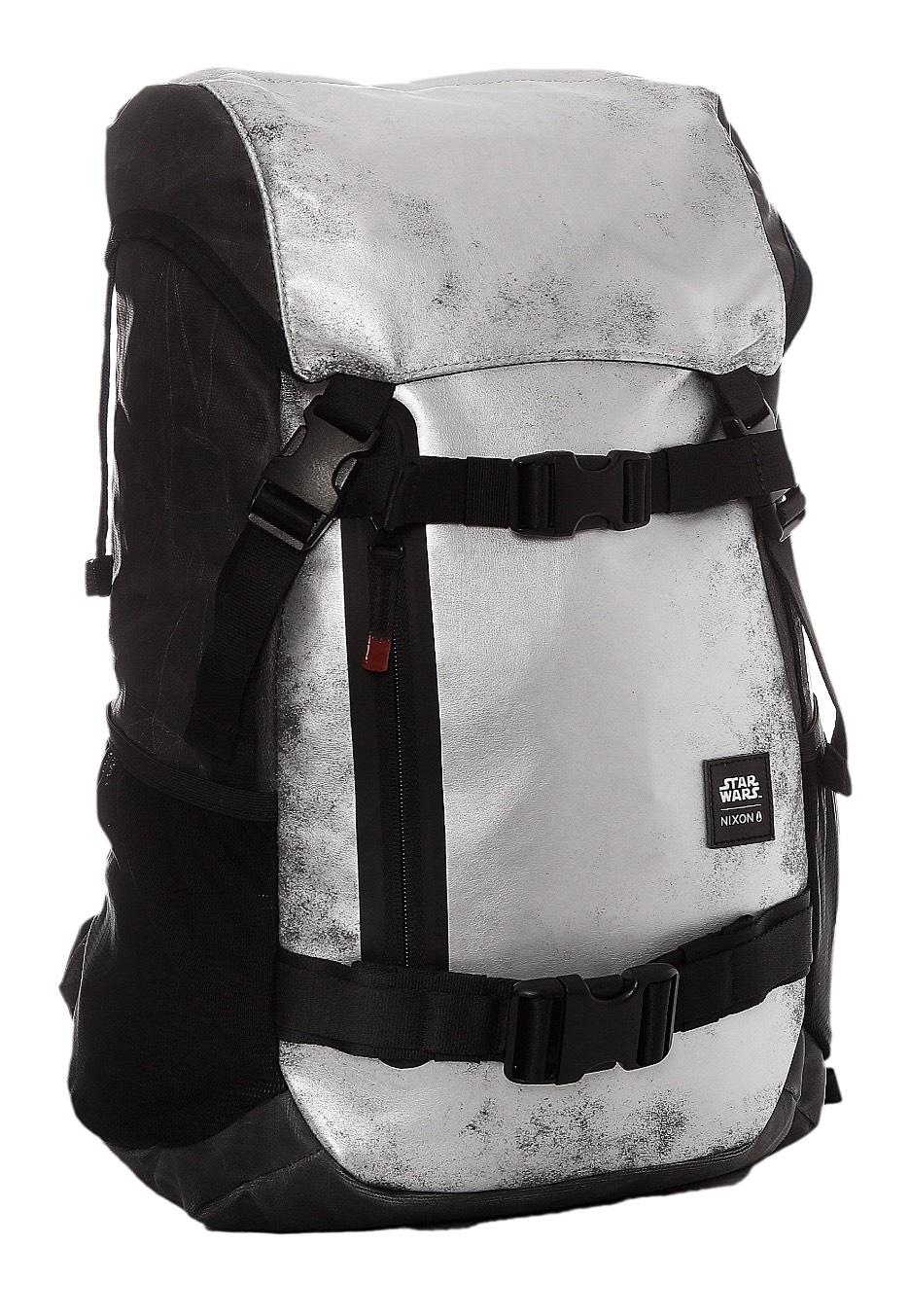 49d0652b899 Nixon x Star Wars - Landlock SW Phasma Silver - Backpack - Impericon.com UK