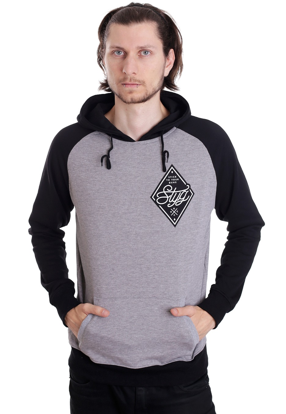 Stick to your guns hoodie