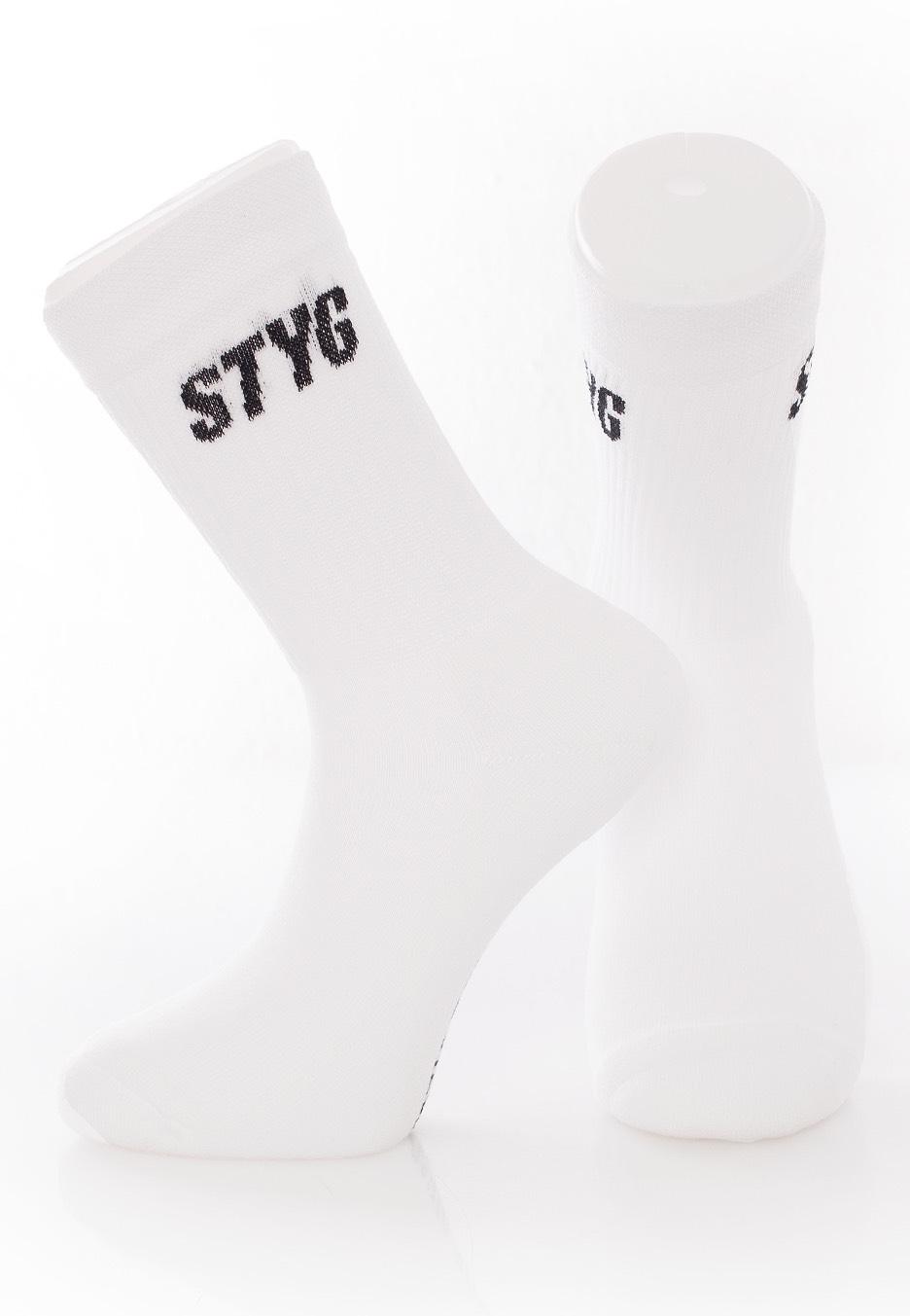 Stick To Your Guns - True View White - Socken