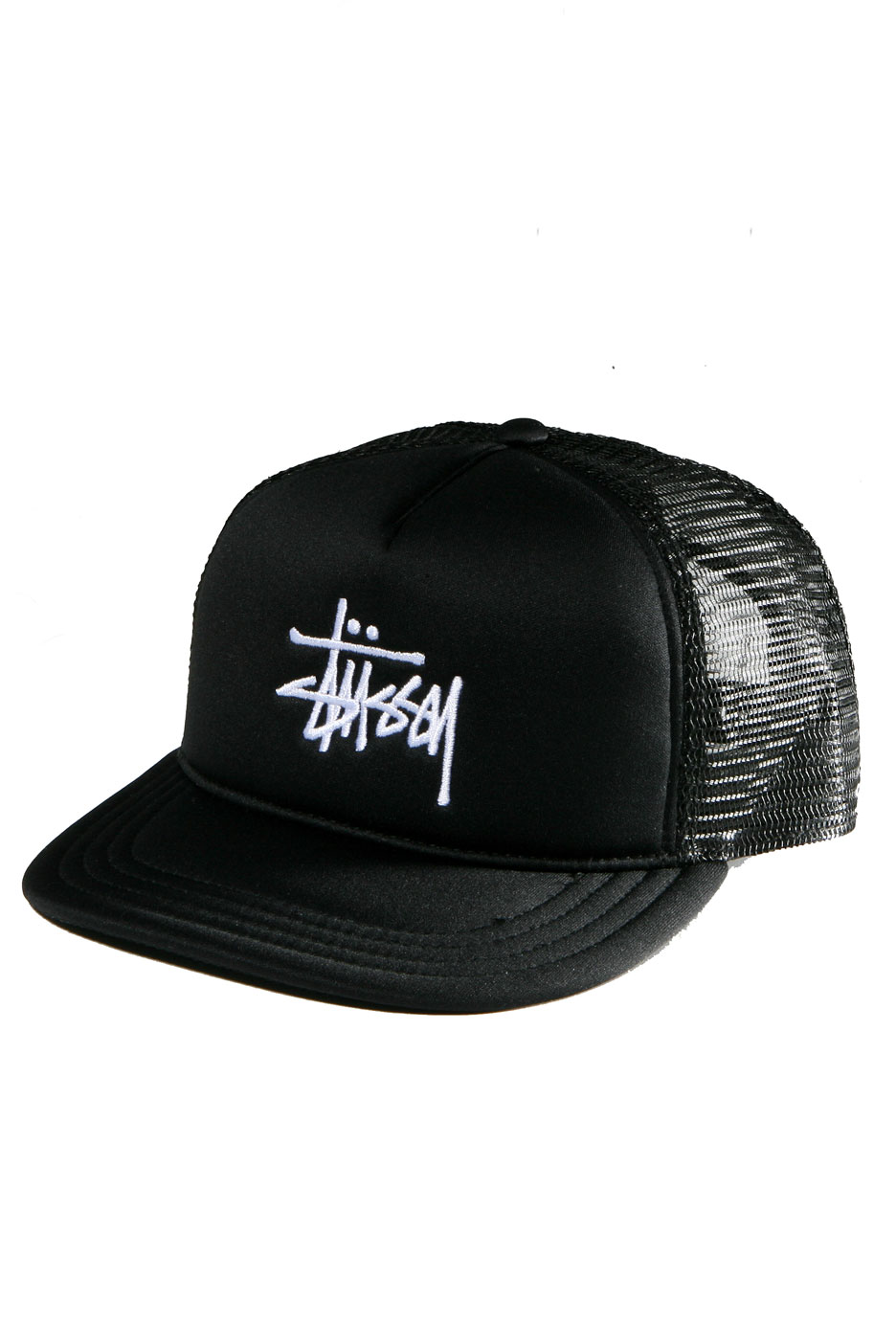 cd47938f341 Stüssy - Basic Stock - Mesh Cap - Streetwear Shop - Impericon.com AU