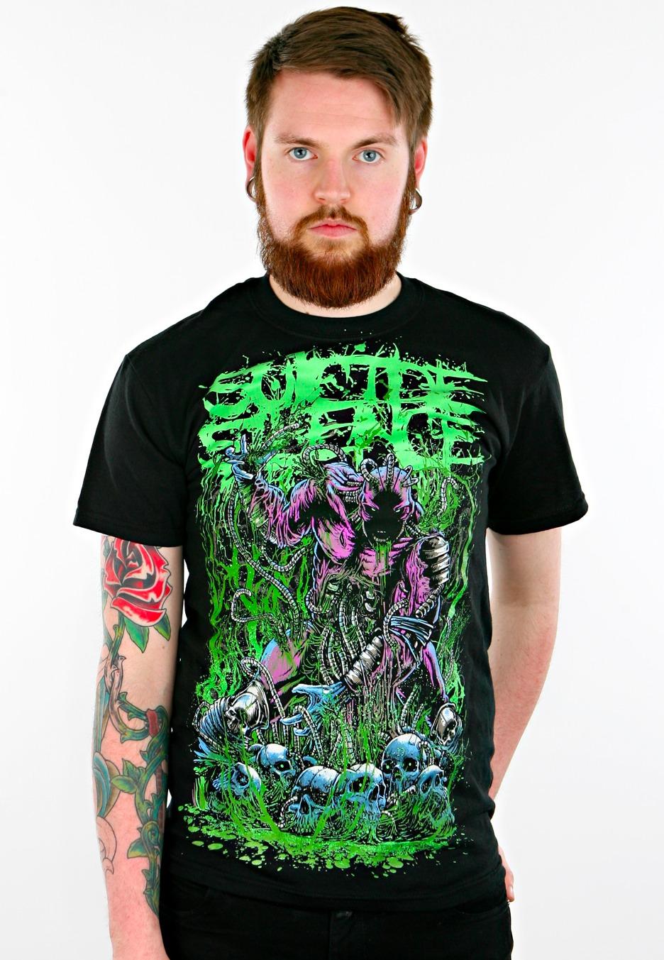 1b26ca6e8 Suicide Silence - Disengage - T-Shirt - Impericon.com Worldwide