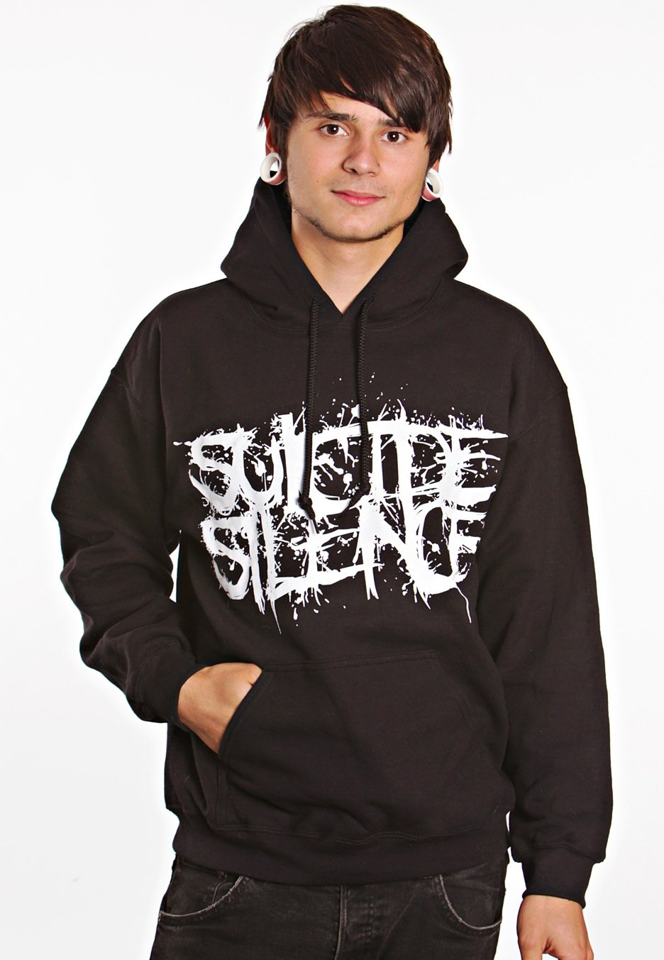 b9c487655 Suicide Silence - Pull The Trigger - Hoodie - Impericon.com US