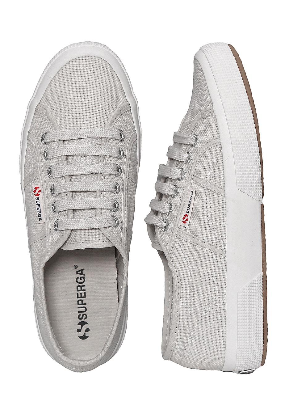 Superga - 2750 Cotu Classic Grey Vapor - Girl Shoes