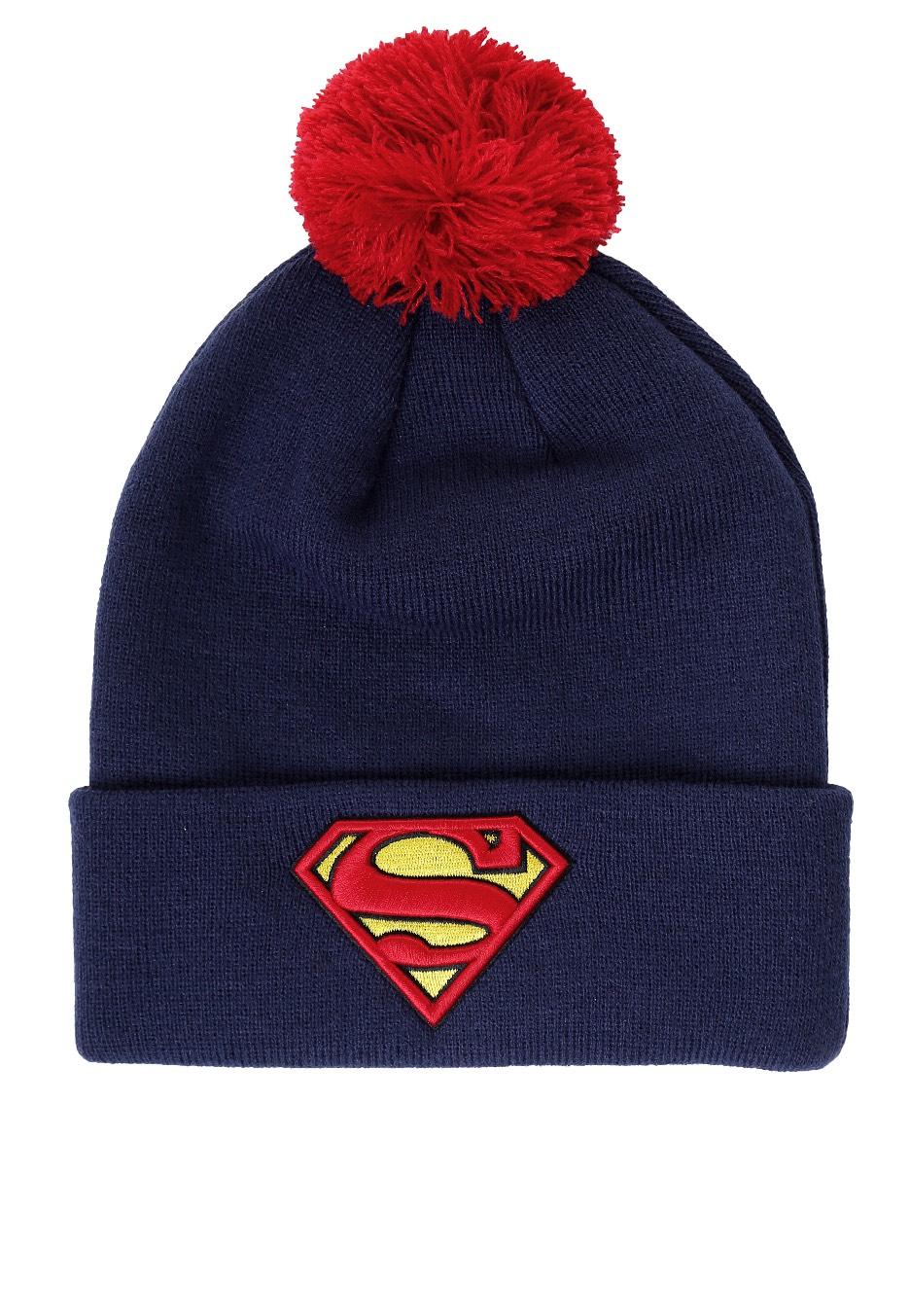041210ca532 Superman - Superman - Beanie - Impericon.com US