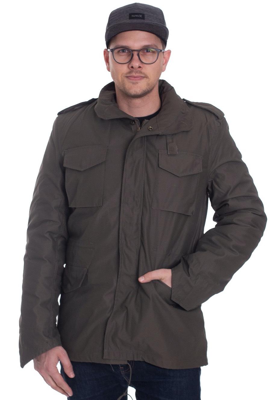 Surplus US Fieldjacket M 65 Jacka