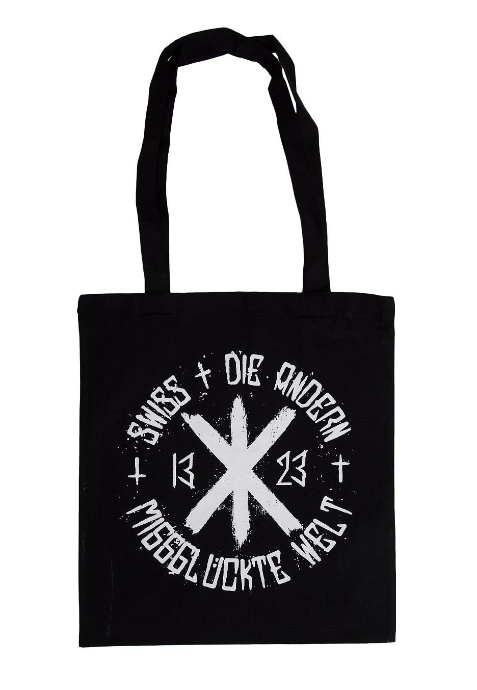 Swiss + Die Andern - 1323 X - Tote Bag