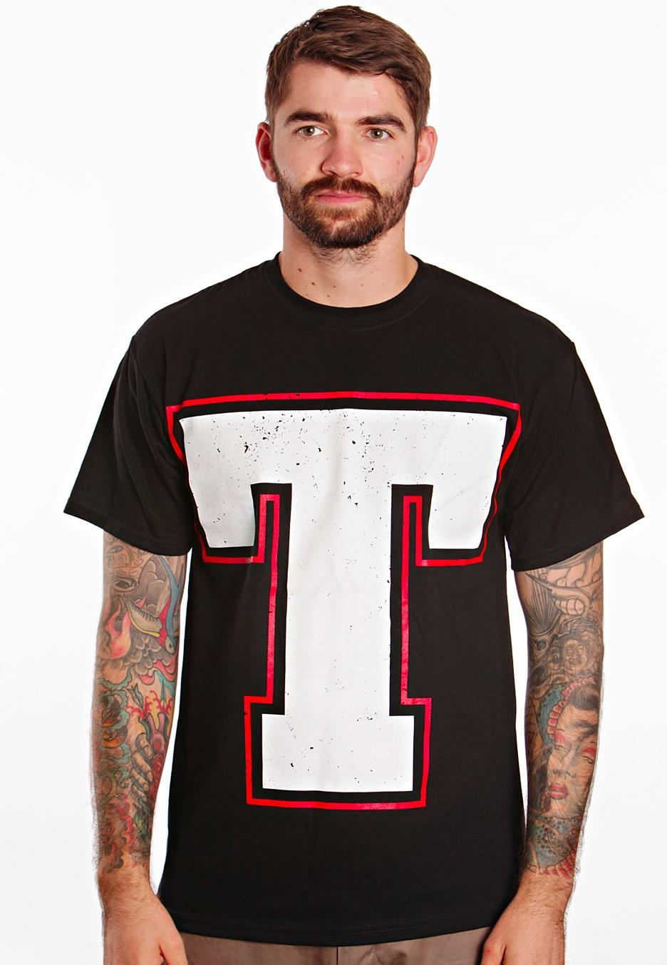 Terror big t t shirt uk for Big mens t shirts
