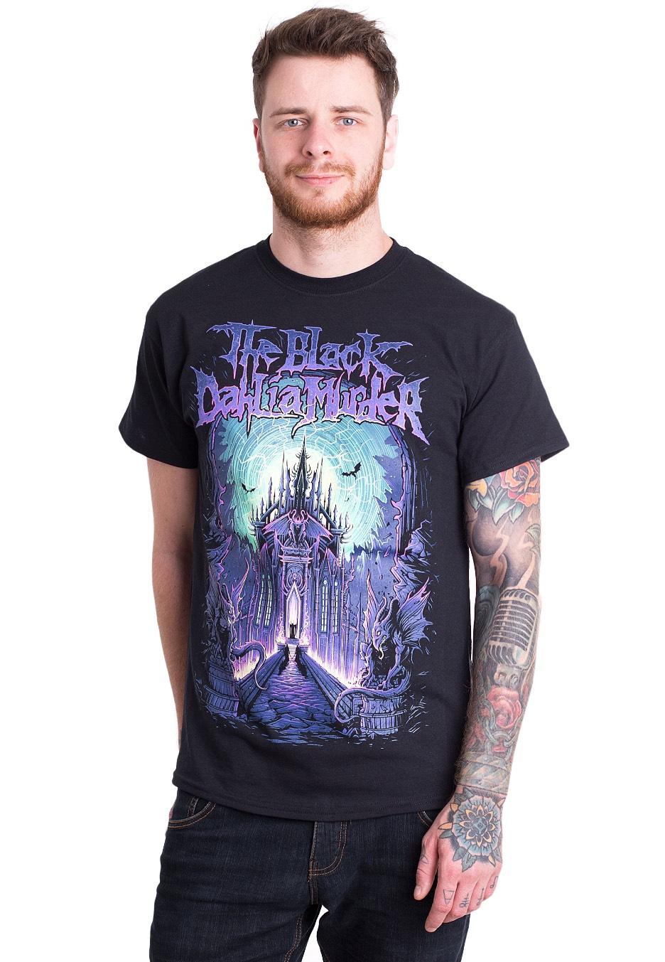 b15f72915 The Black Dahlia Murder - Nocturnal 10 Years - T-Shirt - Impericon.com  Worldwide