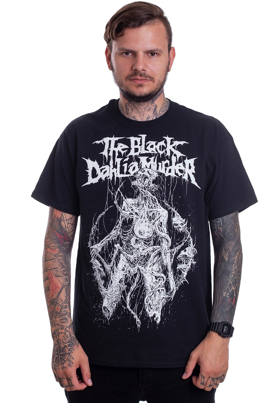 The Black Dahlia Murder Temptress T Shirt Impericon Com Us
