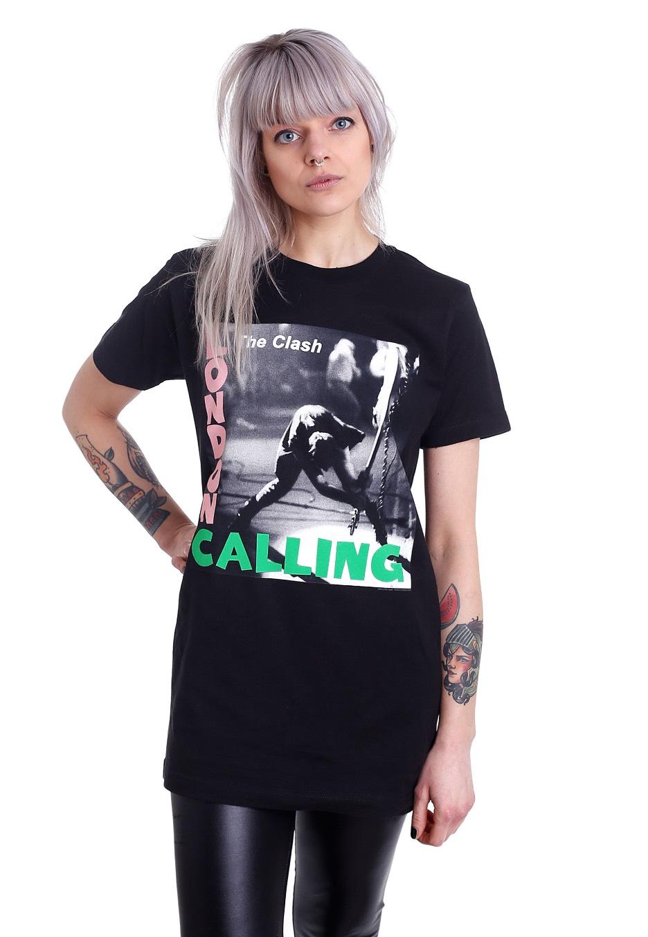 The Clash London Calling T-Shirt
