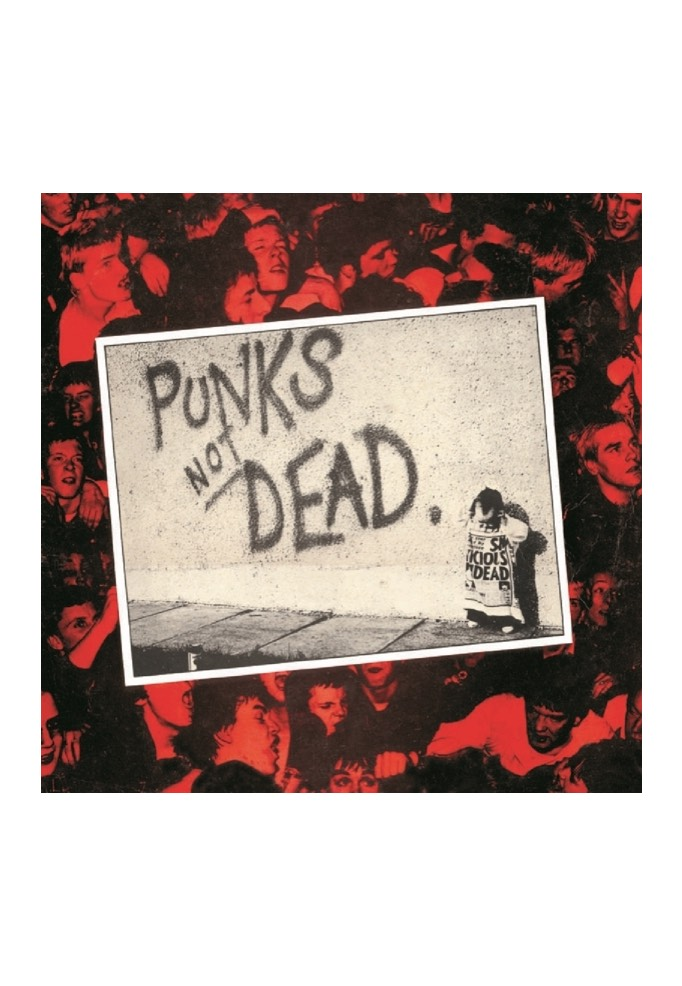 The Exploited Punks Not Dead Cd Impericon Com Nl