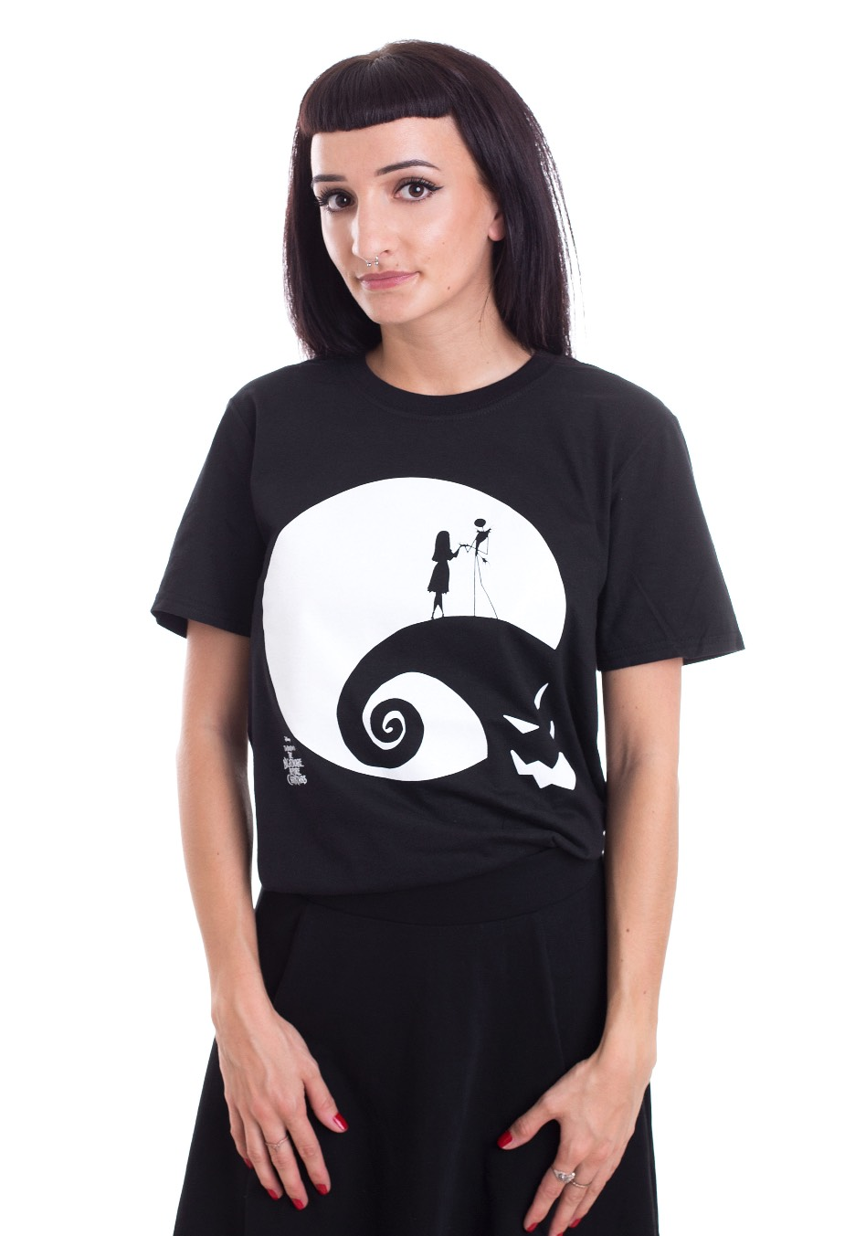 Collection of Nightmare Before Christmas Tee Shirts - Christmas Tree ...