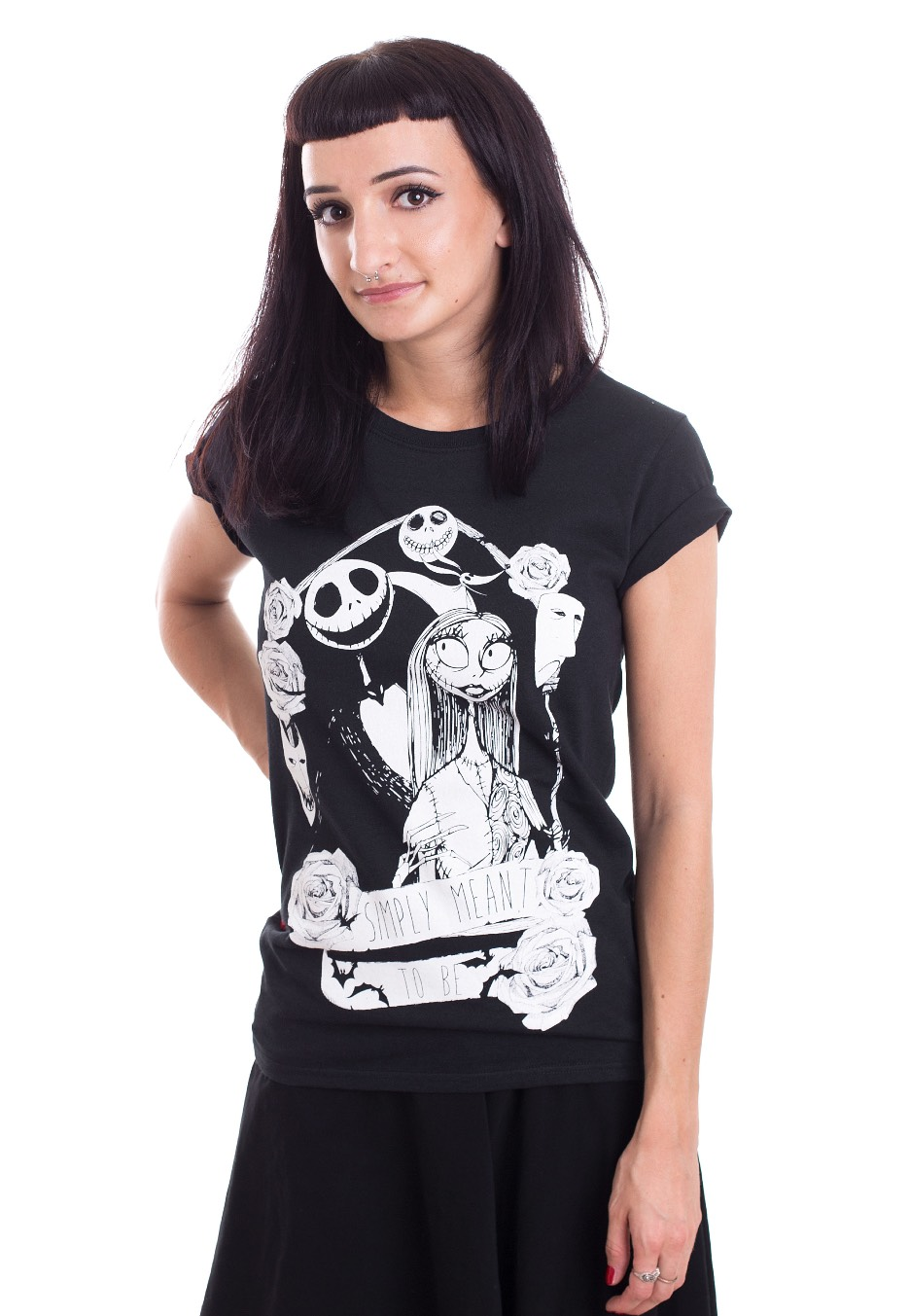 The Nightmare Before Christmas - Simply Meant To Be - Girly ...