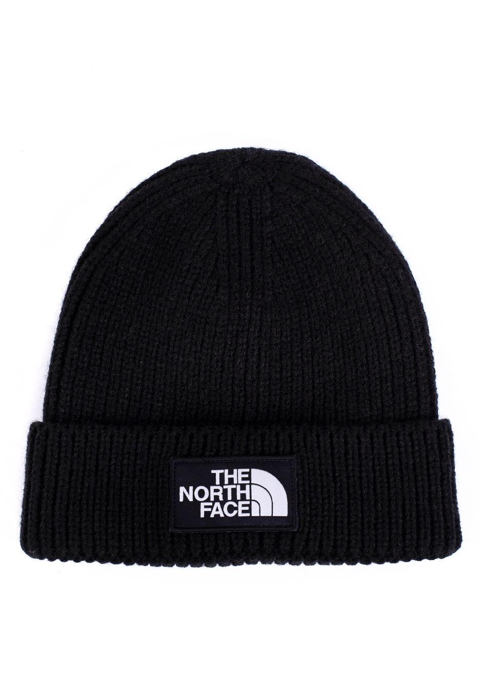 09b171493 The North Face - Logo Box TNF Black - Beanie