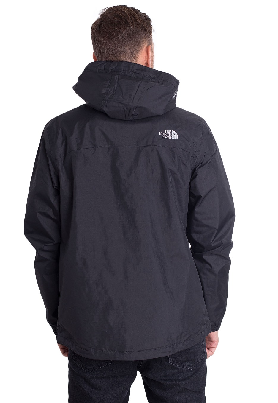 2 Shop North Streetwear The Face Resolve Blackblack Jacket wtFf0