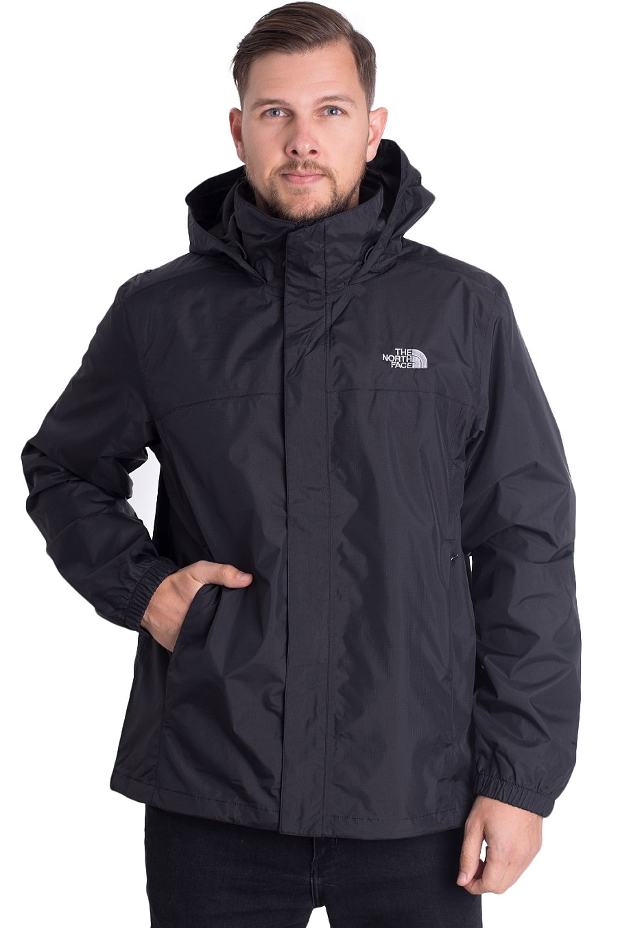 chaqueta north face resolve