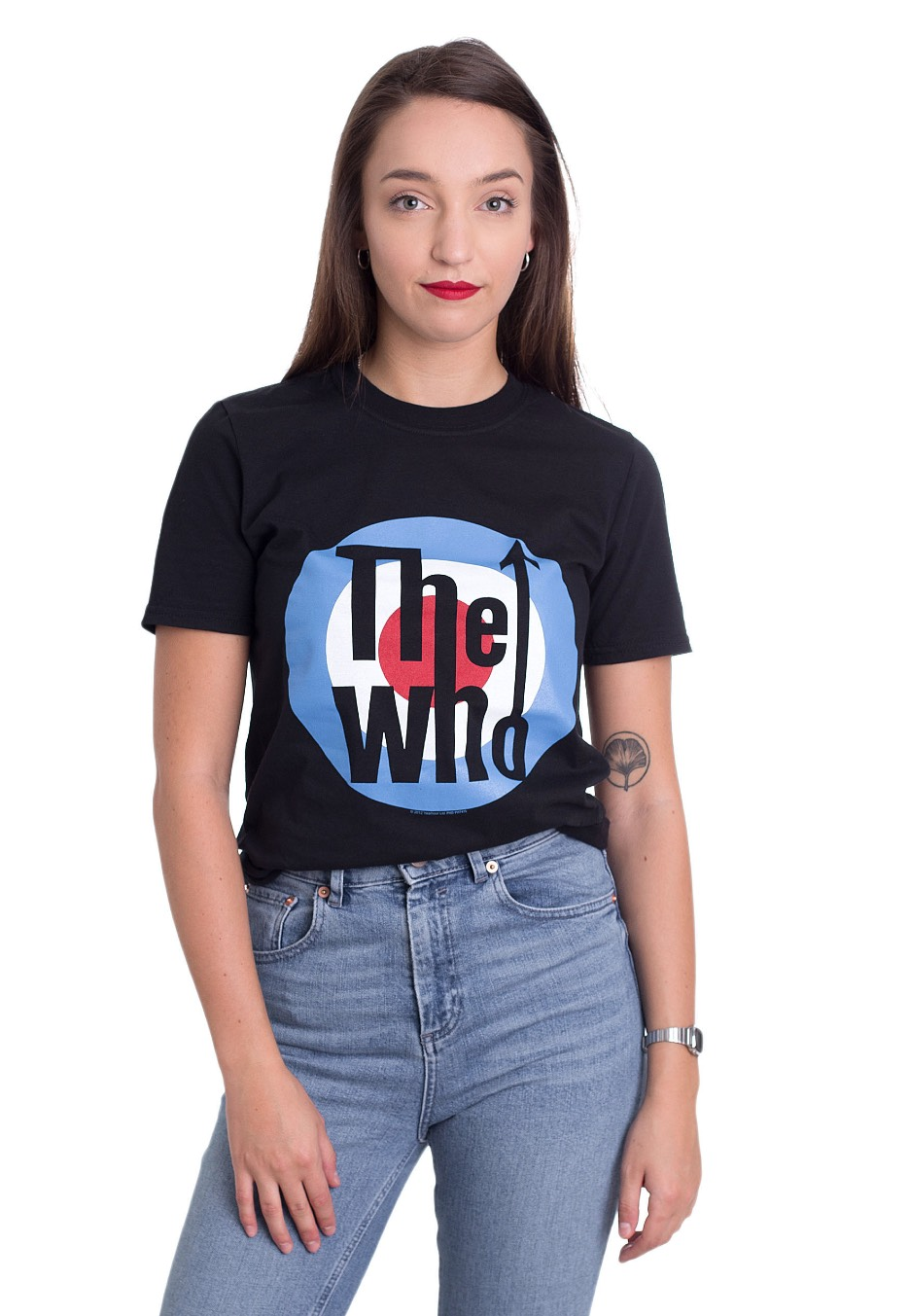 the who t shirt