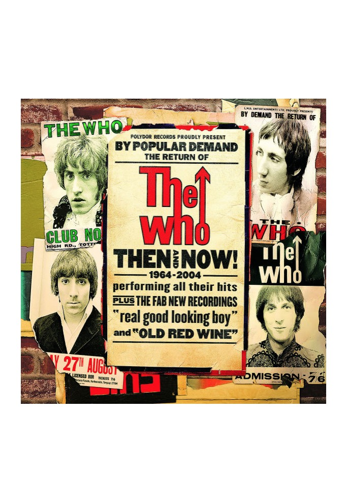 The Who - Then And Now (Best Of) - CD